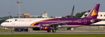 吴哥航空首次开通桂林至暹粒航线 每周三班